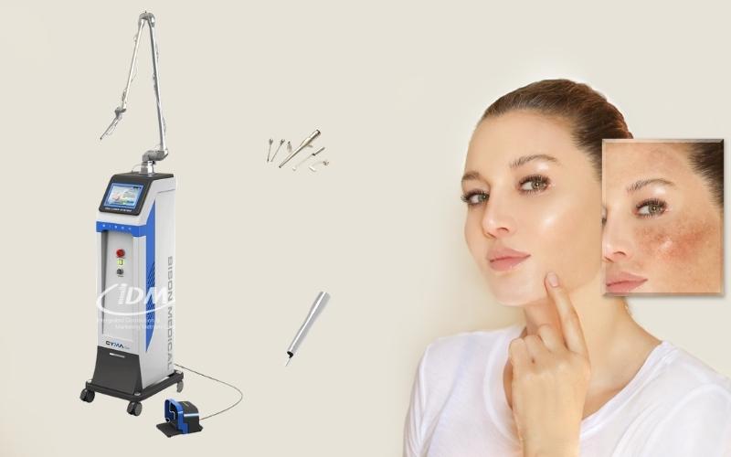 Máy điều trị sắc tố da CYMA – Công nghệ được FDA chứng nhận