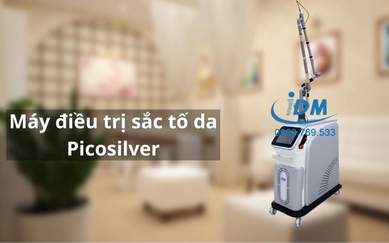 Một số lưu ý khi sử dụng máy điều trị sắc tố da Picosilver