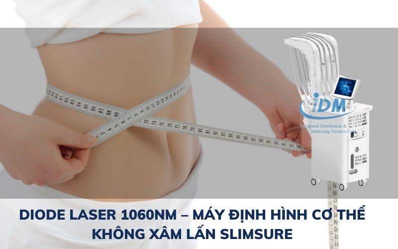 Ưu và nhược điểm máy định hình cơ thể không xâm lấn diode laser 1060nm
