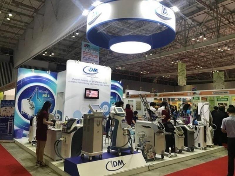 IDM là đơn vị cung cấp các loại thiết bị máy chăm sóc da và cơ thể chính hãng đảm bảo chất lượng.