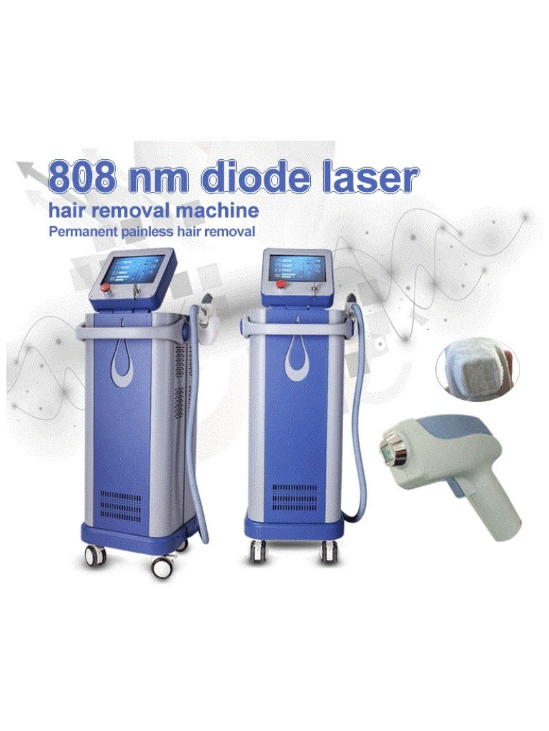 [Review] Ưu và nhược điểm của máy triệt lông Diode Laser 808