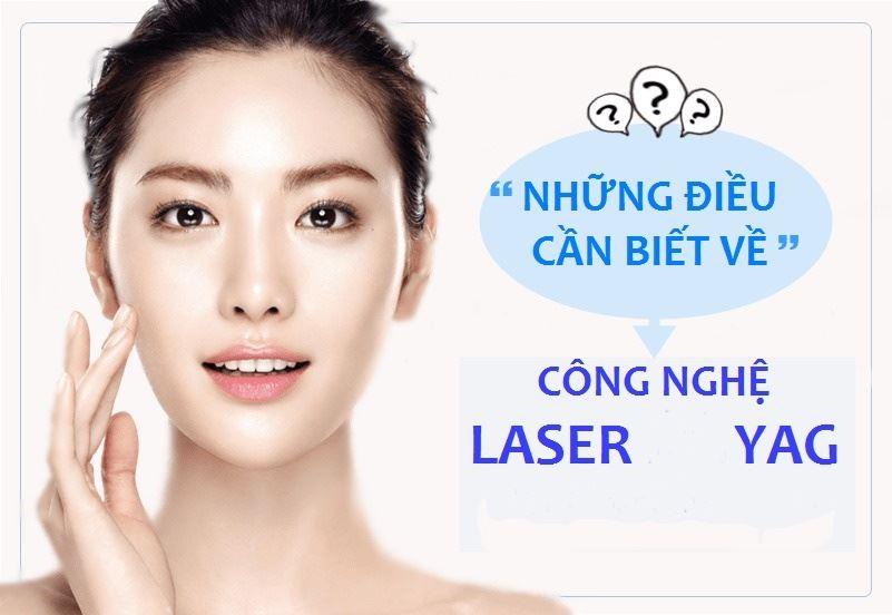 Laser yag là gì? Liệt kê những dòng máy laser yag tại IDM Việt Nam
